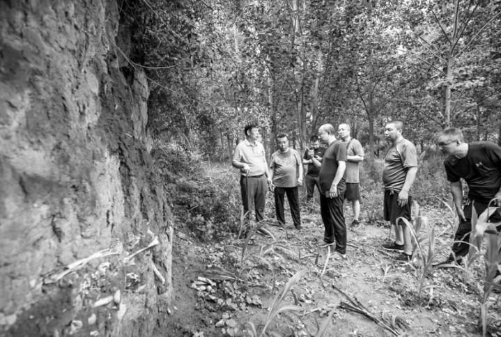 山西高平发现疑似长平之战尸骨坑:尸骨层厚度约0.6米