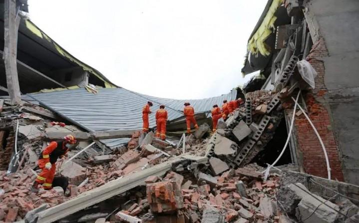 哈尔滨仓库坍塌事故9名被困人员全部搜出 无人幸存