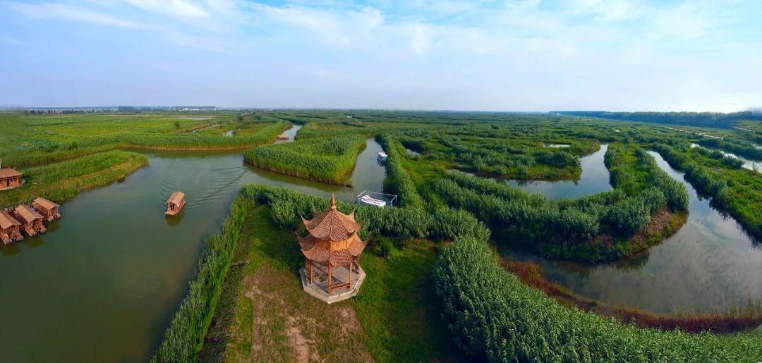 泗洪:做活青山绿水新文章