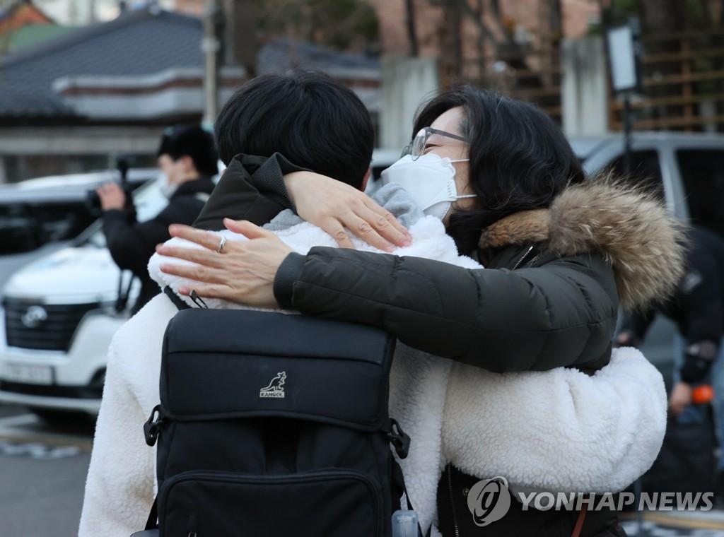 受疫情影响 韩国2021年度高考今日举行