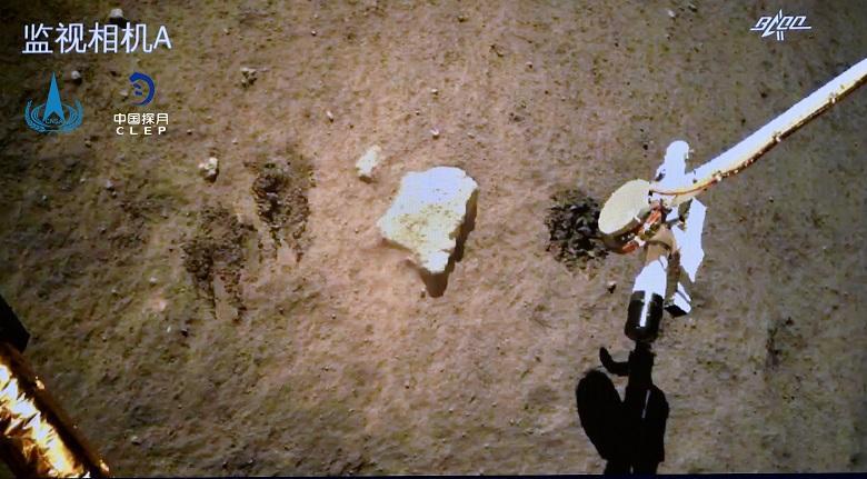 """来自月球的""""土特产"""",完成打包!"""