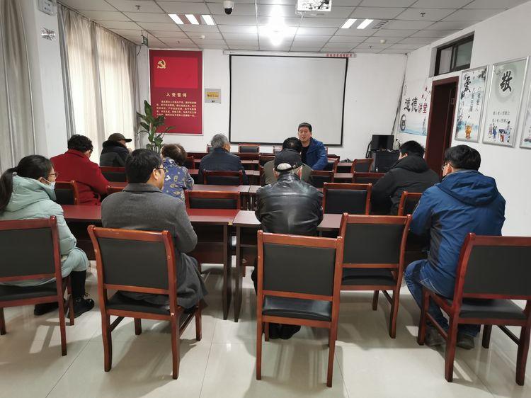 【红色议事】黄河社区在佳源公园一号小区选址拟建党员活动室