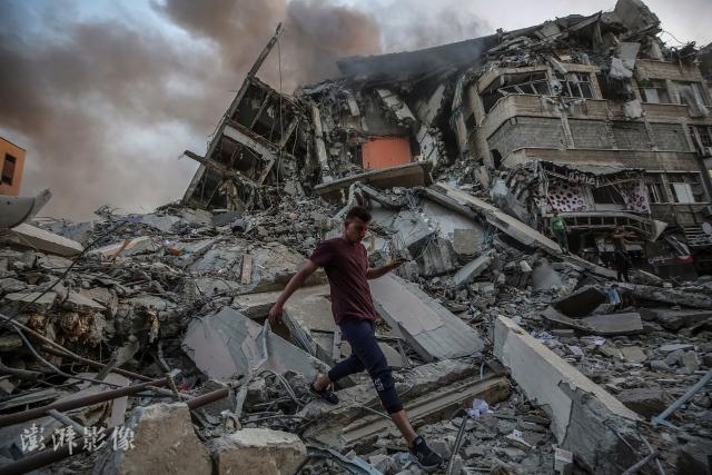 埃及派代表团斡旋巴以冲突,以色列拒绝接受停火提议