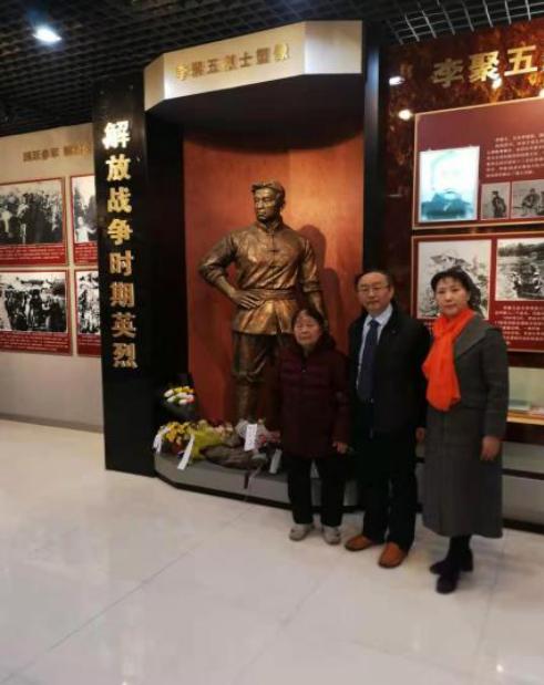 怀念我的父亲李聚五——93岁老革命怀念父亲革命生涯祭文
