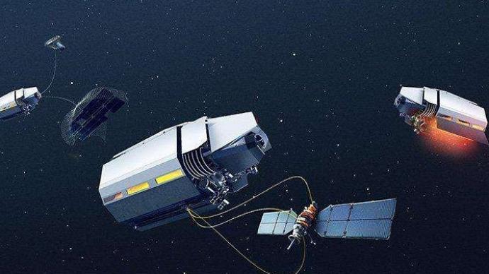 欧空局启动全球首个太空垃圾清理任务