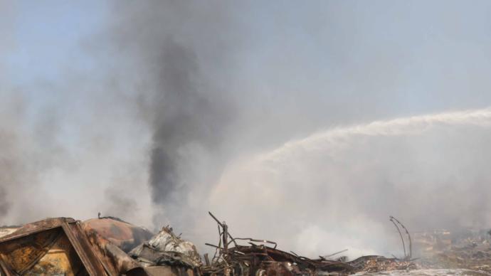 阿富汗发生爆炸袭击事件 已致3人死亡