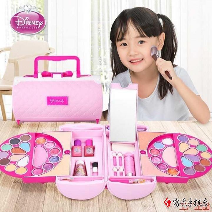 一套十几元 儿童彩妆安全吗?