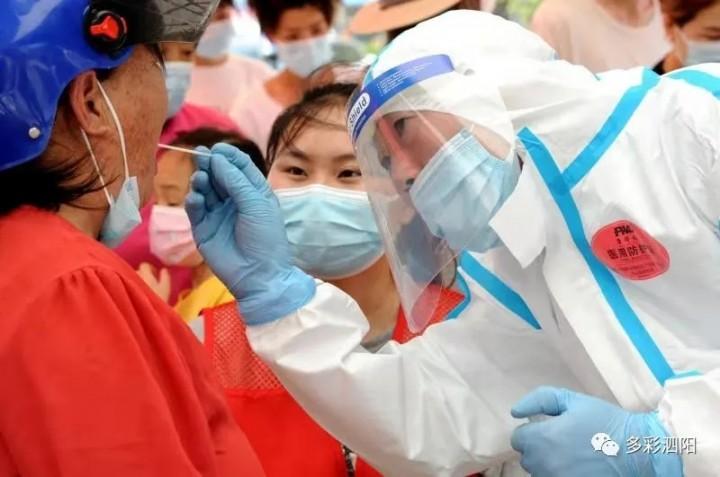 泗阳县核酸检测情况通报