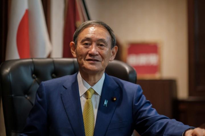 菅义伟今将访美,日媒:即将卸任的日首相访美十分罕见
