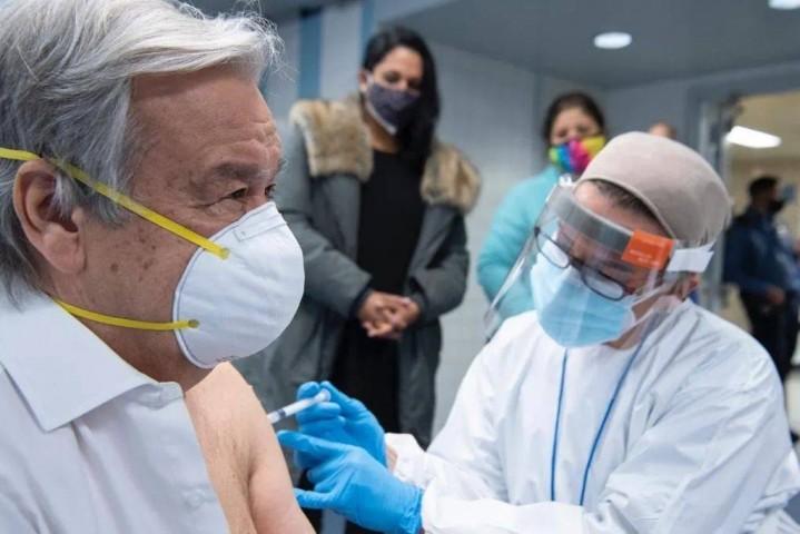联合国将于明年举办全民新冠疫苗接种高级别活动