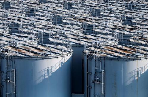 累计29个了!福岛核电站又有5个核污水过滤器破损