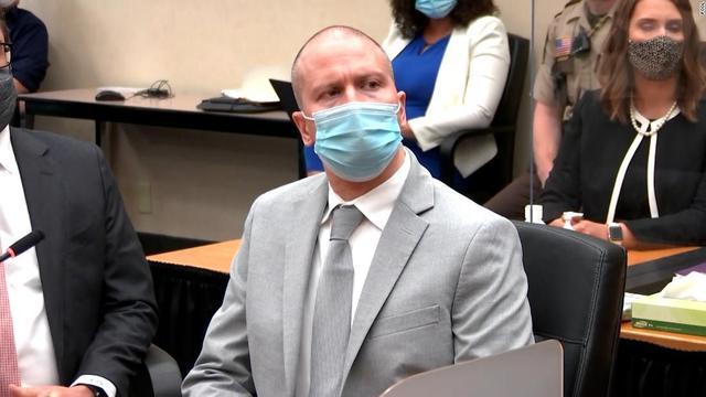 """""""弗洛伊德之死""""案中前白人警察提出上诉,此前获刑22年半"""