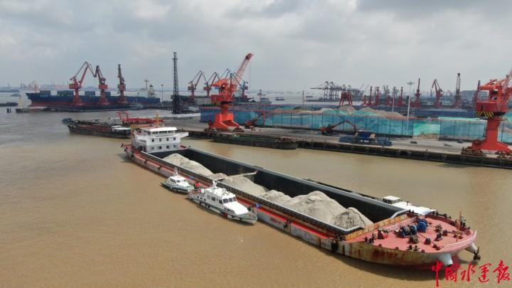"""江苏将对长江商船开展为期3个月的""""商船清网打非""""专项执法行动"""